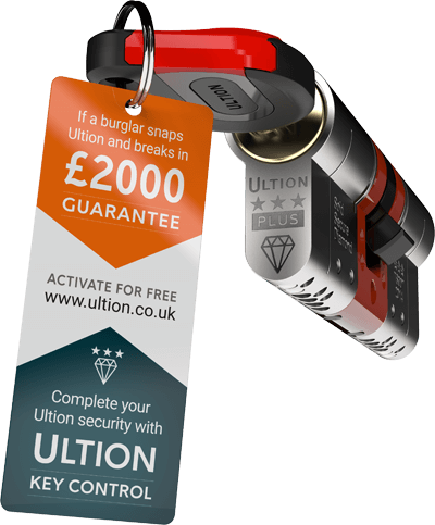 Ultion 3* Plus Lock Supplied & Fitted By DS Locksmiths